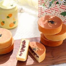 风靡许久的日式红豆面包,制作如此简单!的做法