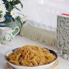 家常炒土豆丝,简单快手超下饭~的做法