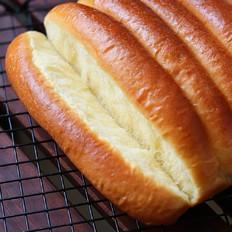 早餐必备,松软香甜超好吃的奶香排包!的做法