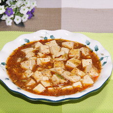 香辣孜然豆腐