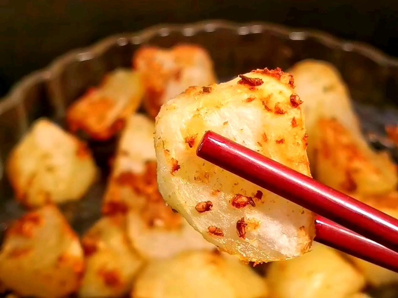 炸锅烤土豆的做法【步骤图】