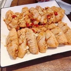 圣誕節|豆瓣醬雞翅