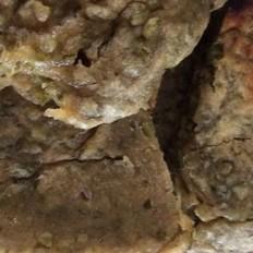 香椿鹅蛋饼
