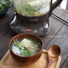 双豆菌菇汤