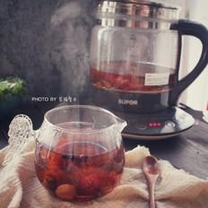 千日红玫瑰花茶