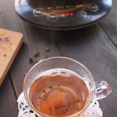 清肺润喉茶