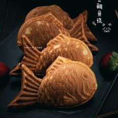 日式蜜豆鲷鱼烧