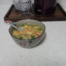 海参疙瘩汤