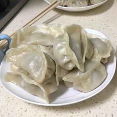 牛肉圆葱蒸饺