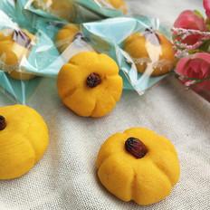 万圣节南瓜饼干的做法
