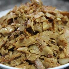 竹笋炒五花肉