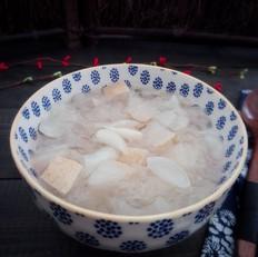 三白润肺汤
