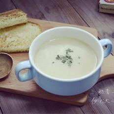 全世界最简单的土豆浓汤