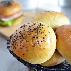 简单揉—汉堡面包