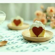 爱的告白蛋糕杯