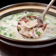 灵芝三七羊肉汤