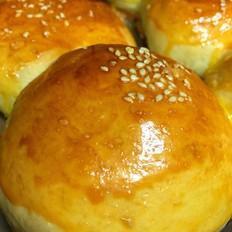 奶香低糖小面包