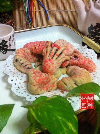 中式糕点白皮的做法