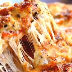 黑椒鸡肉披萨