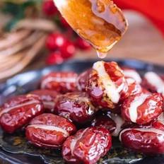 红枣夹糯米