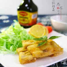 香煎狭鳕鱼