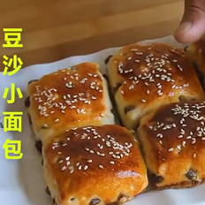 豆沙小面包