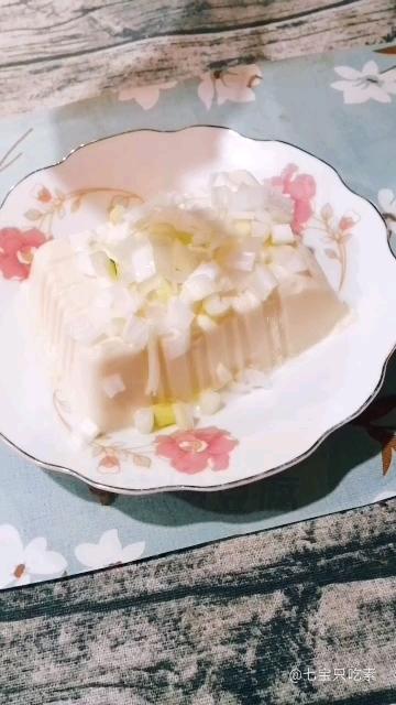 清爽嫩豆腐
