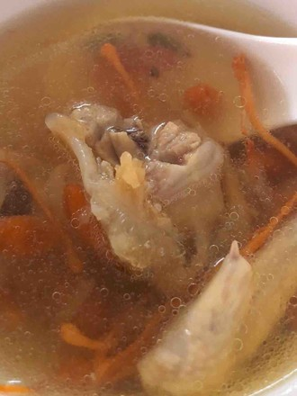 三黄鸡汤的做法