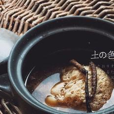 煲汤 虫草猴头菇