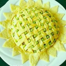 向日葵蛋包饭