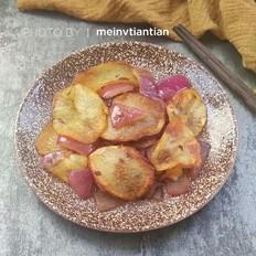 孜然洋葱土豆片