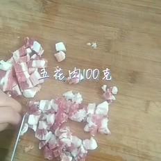 xo酱黄豆焖猪肉的做法