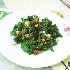 蒜香芹菜叶
