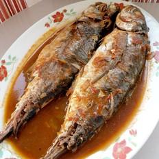 茄汁烧鲅鱼