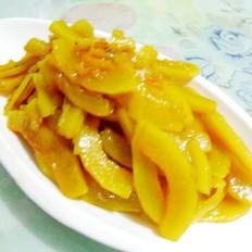 茄汁金瓜条