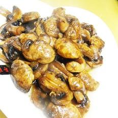 素炒蘑菇片