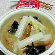 三鲜火锅年糕