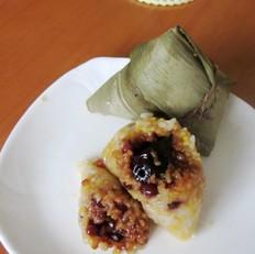 尖角素粽子