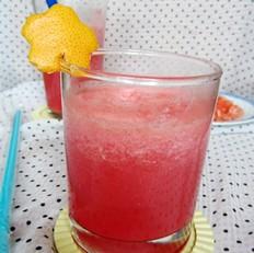 西瓜西柚汁
