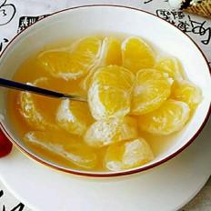 自制橘子罐头