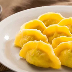 南瓜荞麦杂粮饺