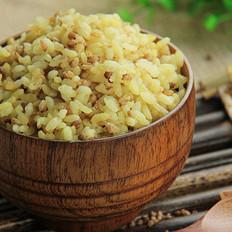 苦荞大米饭