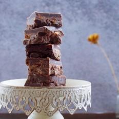 山核桃巧克力软糖