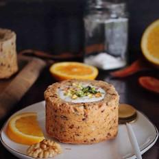 椰枣坚果杯子蛋糕的做法