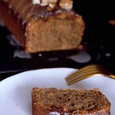 核桃磅蛋糕