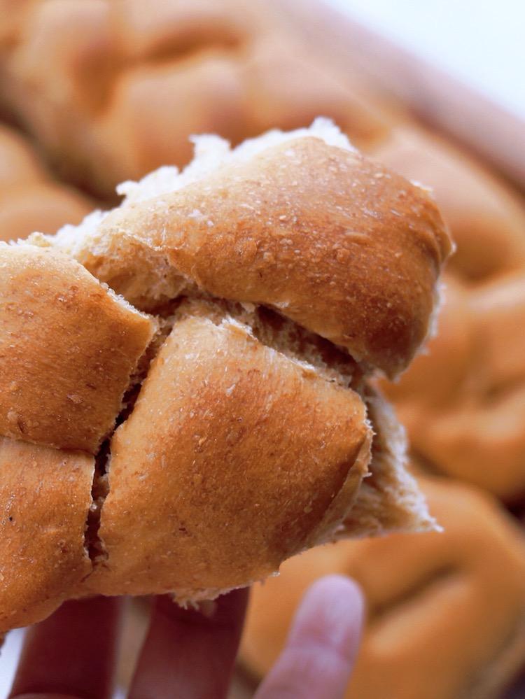 红糖全麦面包(中种法)