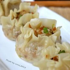 广东笋干香菇烧卖