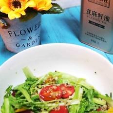 藜麦时蔬拌菜