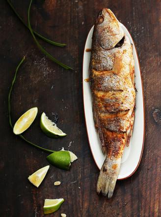 泰式香茅烤鱼的做法