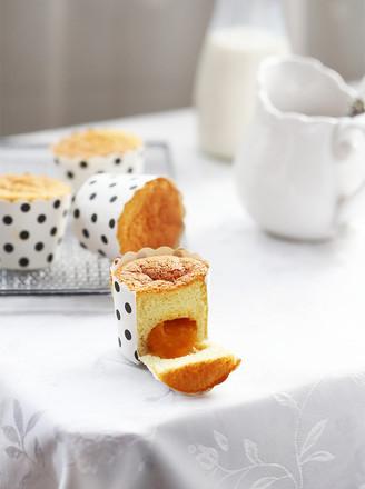 芒果流心蛋糕的做法